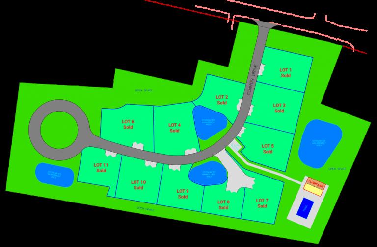 Ocean Mist Village Site Plan