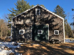 Four Winds Farm - Barn Front