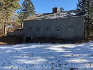 Four Winds Farm - Barn Side