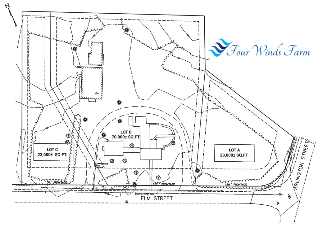 Four Winds Farm - Site Plan