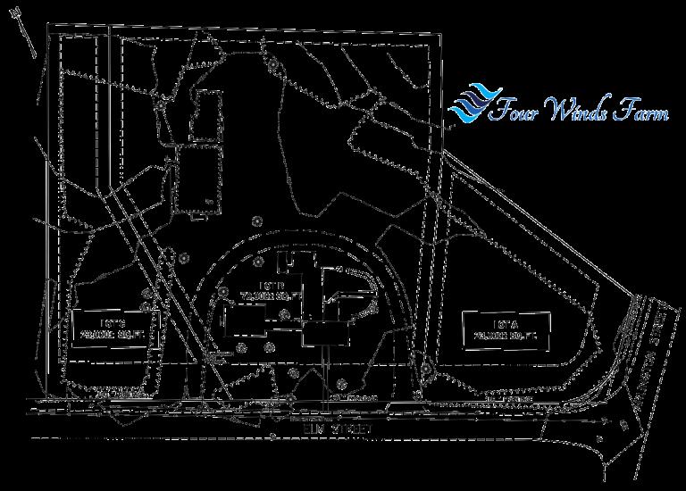 Four Winds Farm Acton Site Plan