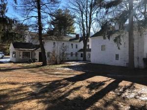 Four Winds Farm - House Rear