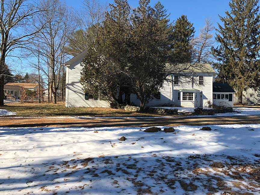 Four Winds Farm - House Side