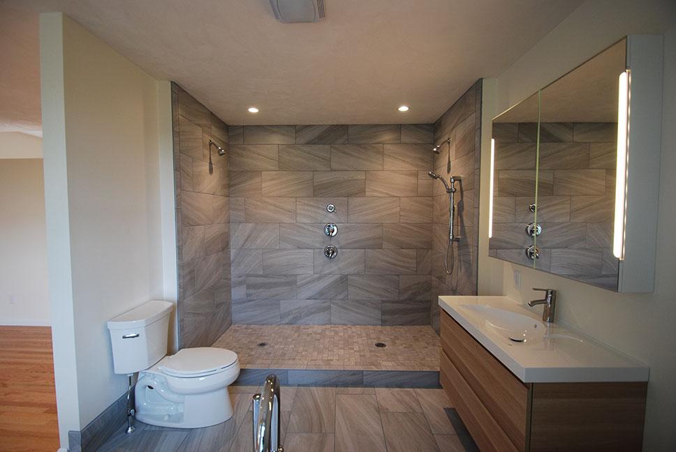 Wildflower Meadow - Interior - Master Bathroom